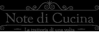 Logo Note di Cucina - Trattoria Milano